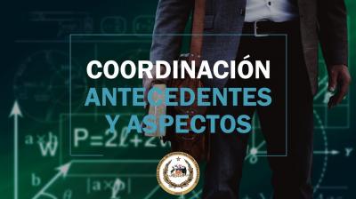 Coordinación, Antecedentes del Programa y Aspectos Académicos